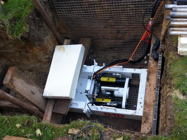 Elektrowegeventil, electro hydraulic valve © TERRA AG, Reiden, Switzerland