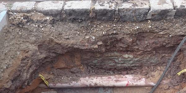 schwierige Bodenverhältnisse, difficult ground conditions © TERRA AG, Reiden, Switzerland