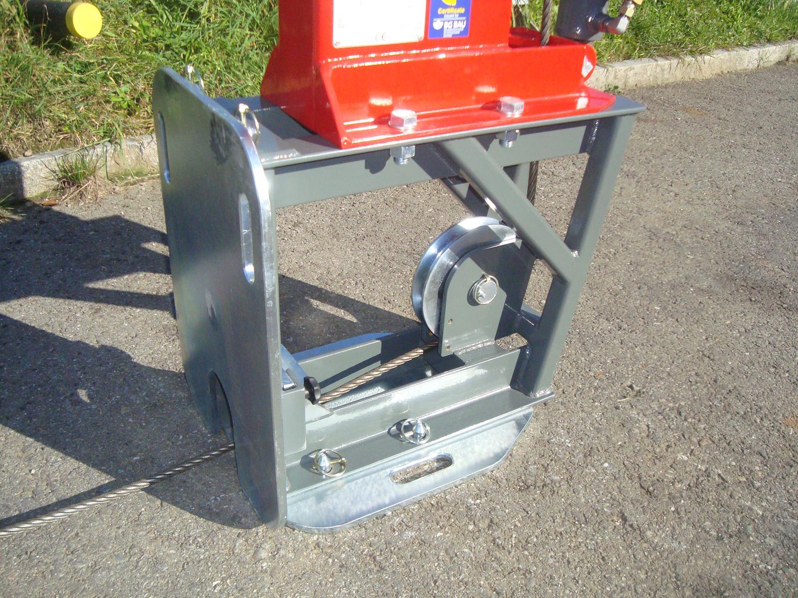 Cadre acier breveté