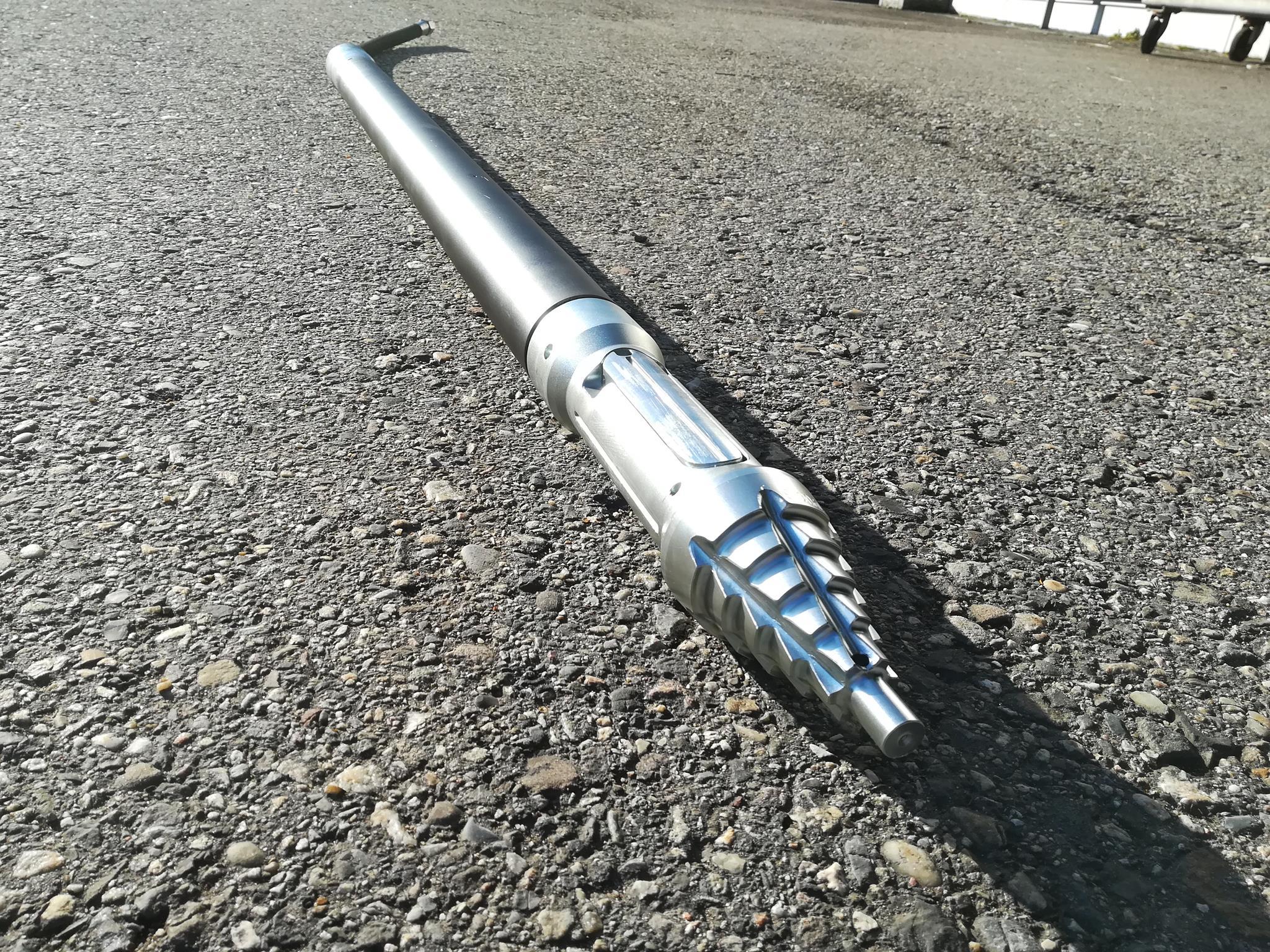 Le premier système de tête localisable KOK-LD éprouvé pour fusées de fonçage